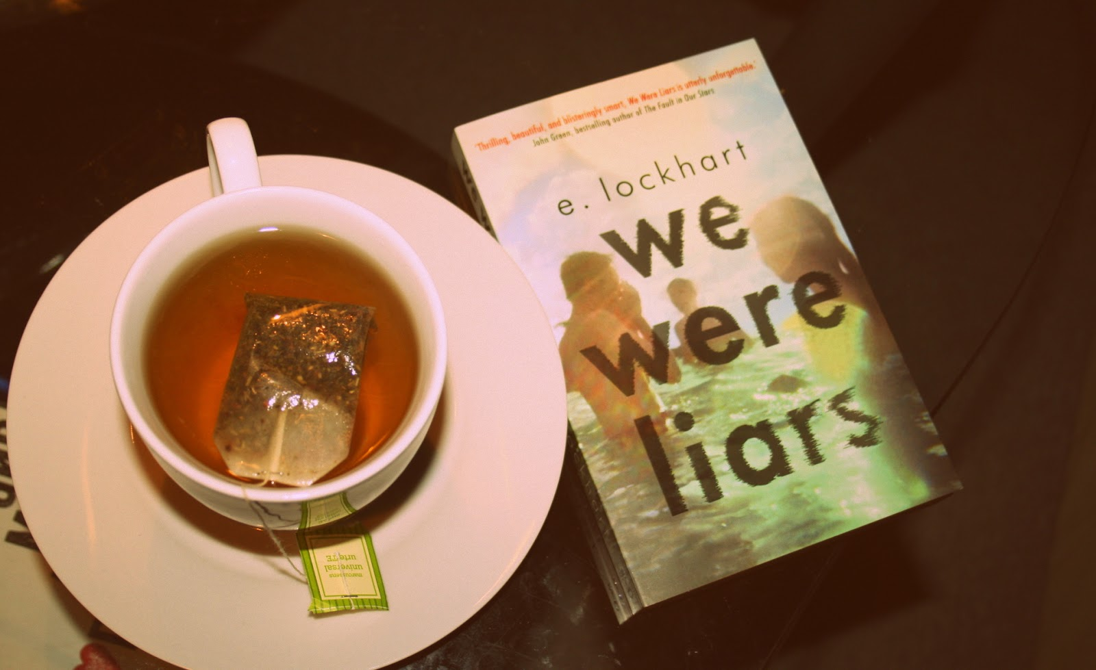 We were liars af E. lockhart