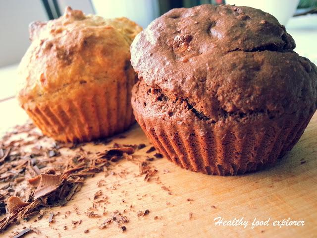 Dietetyczne muffinki