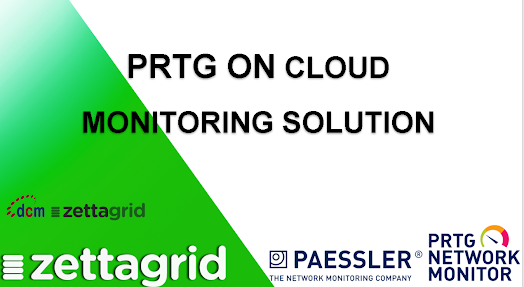 PRTG ON CLOUD, monitoring infrastruktur dari cloud - 10 Des 2020