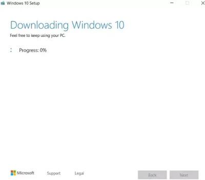 Cara Menggunakan Windows 10 Media Creation Tool-10