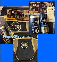 Logo Nivea Men: oltre al buono da 10 euro ti regala l'esclusivo zainetto