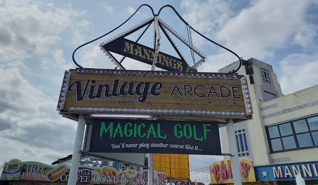 Magical Golf at Mannings in Felixstowe, Suffolk