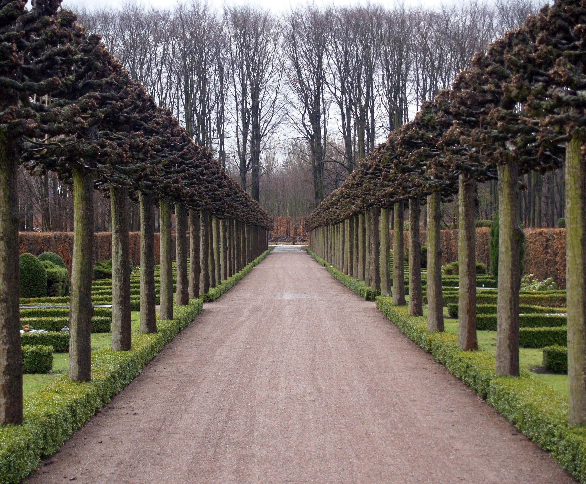Malmö Eastern Cemetery (Malmö, Sweden)