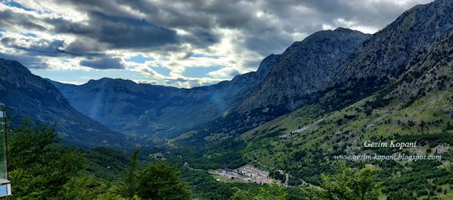 Bogë-Albania