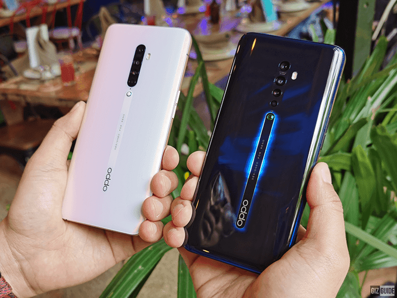 Deal: OPPO Reno2 with Dynamic AMOLED screen and SD730G is down to PHP 19,990