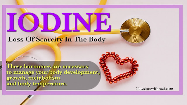 What is iodine, the Benefits of Iodine, and How to Recognize Iodine Deficiency in the Body?