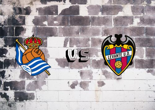 Real Sociedad vs UD Levante   Resumen