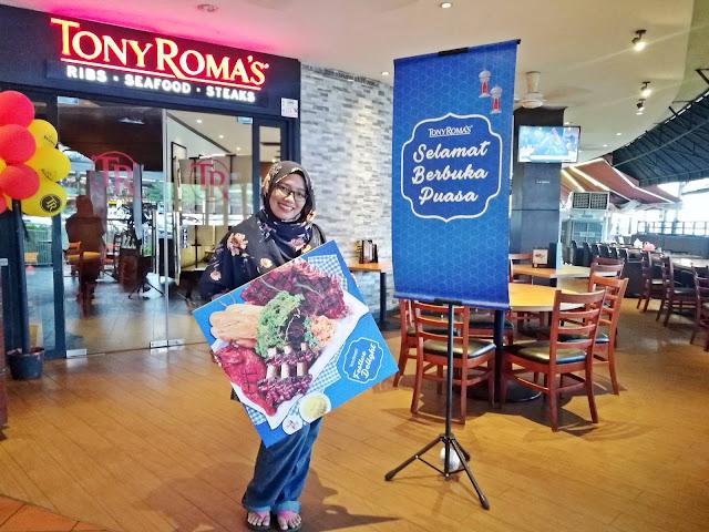 Berbuka Puasa Dengan Tony Roma's Festive Delight