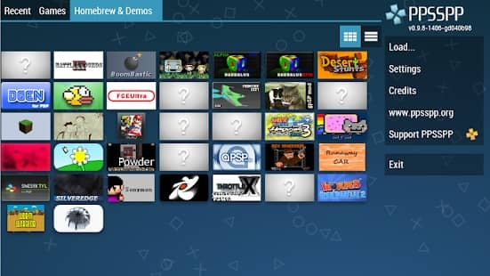 Download PPSSPP Gold Emulator For Android Latest version 2020
