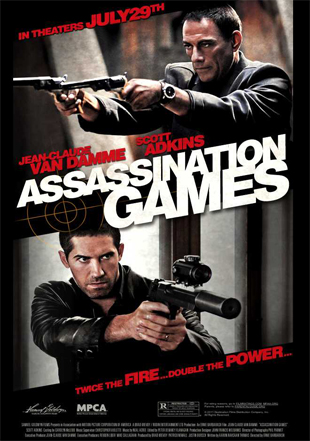 Assassination Games 2011 BRRip 720p Dual Audio In Hindi English