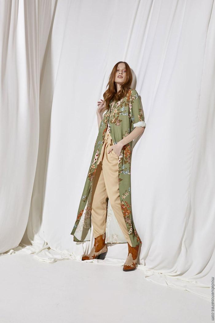 Spolverinos primavera verano 2020 moda mujer ropa de moda 2020.