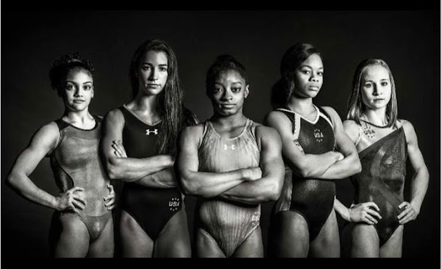 United States Women's Gymnastics-2016 Olympic Team