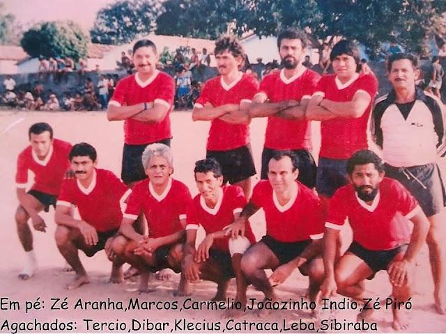 História do Futebol de Parnaíba: Santa Cruz Futebol Club