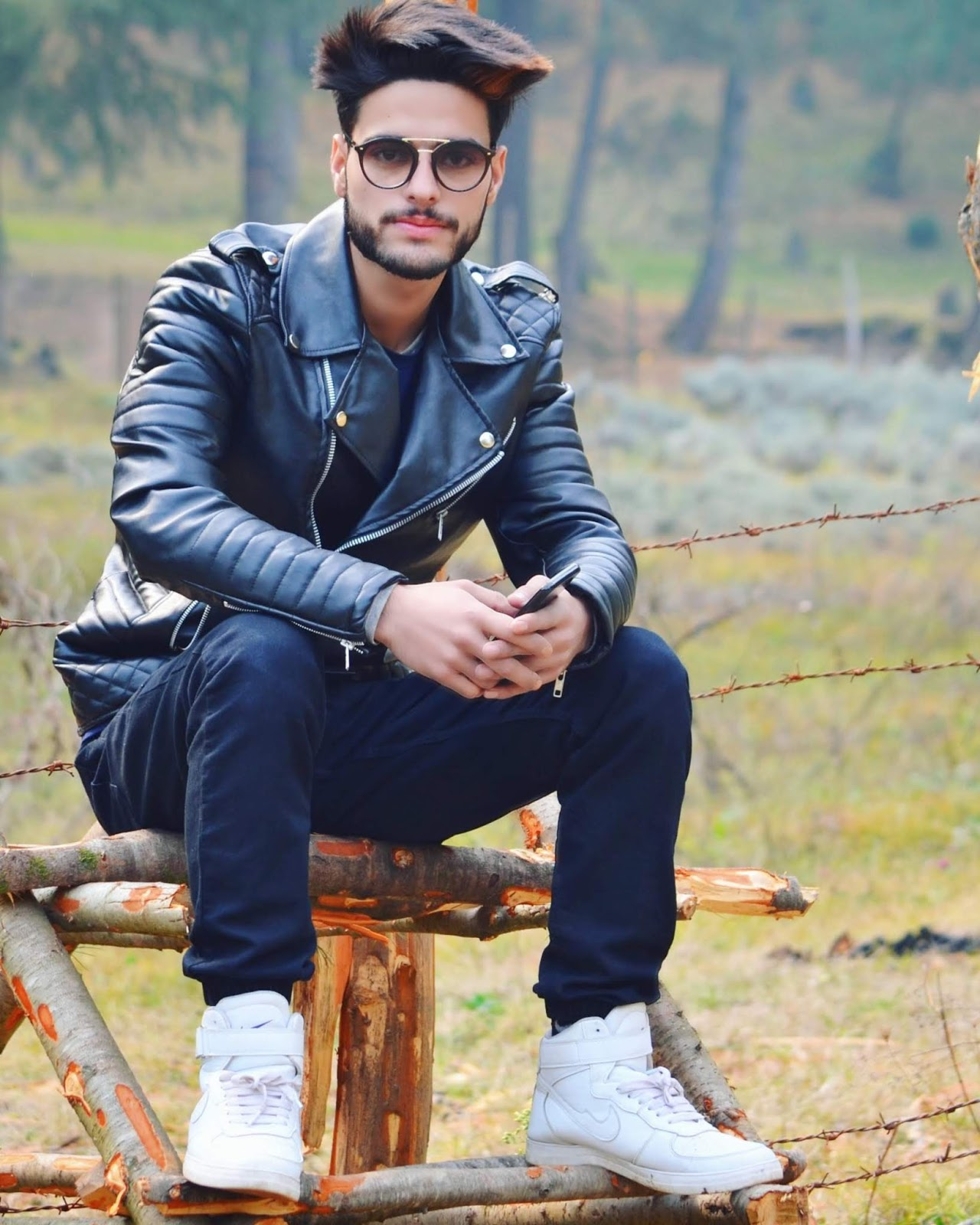 Hacker Sam Sadam Models Of Kashmir 2019 Kashmir Stylish Handsome
