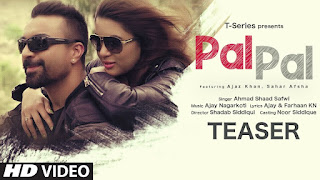 Pal Pal Song Lyrics Ahmad Shaad Safwi Ajaz khan & Sahar Afsha -Msmd Lyrics