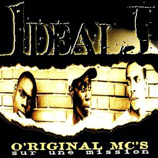 Ideal J - O'riginal MC's Sur Une Mission (1996) (Francia)