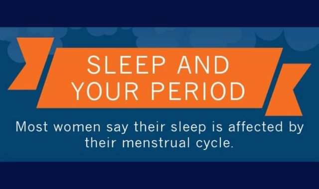 Sleeping During Your Period