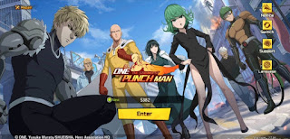 ONE PUNCH MAN THE STRONGEST MAN PARA ANDROID