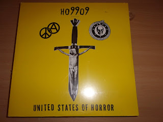 HO99O9 - United States Of Horror - 33T x 2