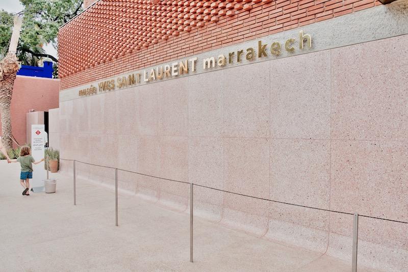 marrakesz ogród majorelle, Marrakesz ogród ysl Laurent Jardin majorelle, Laurent muzeum