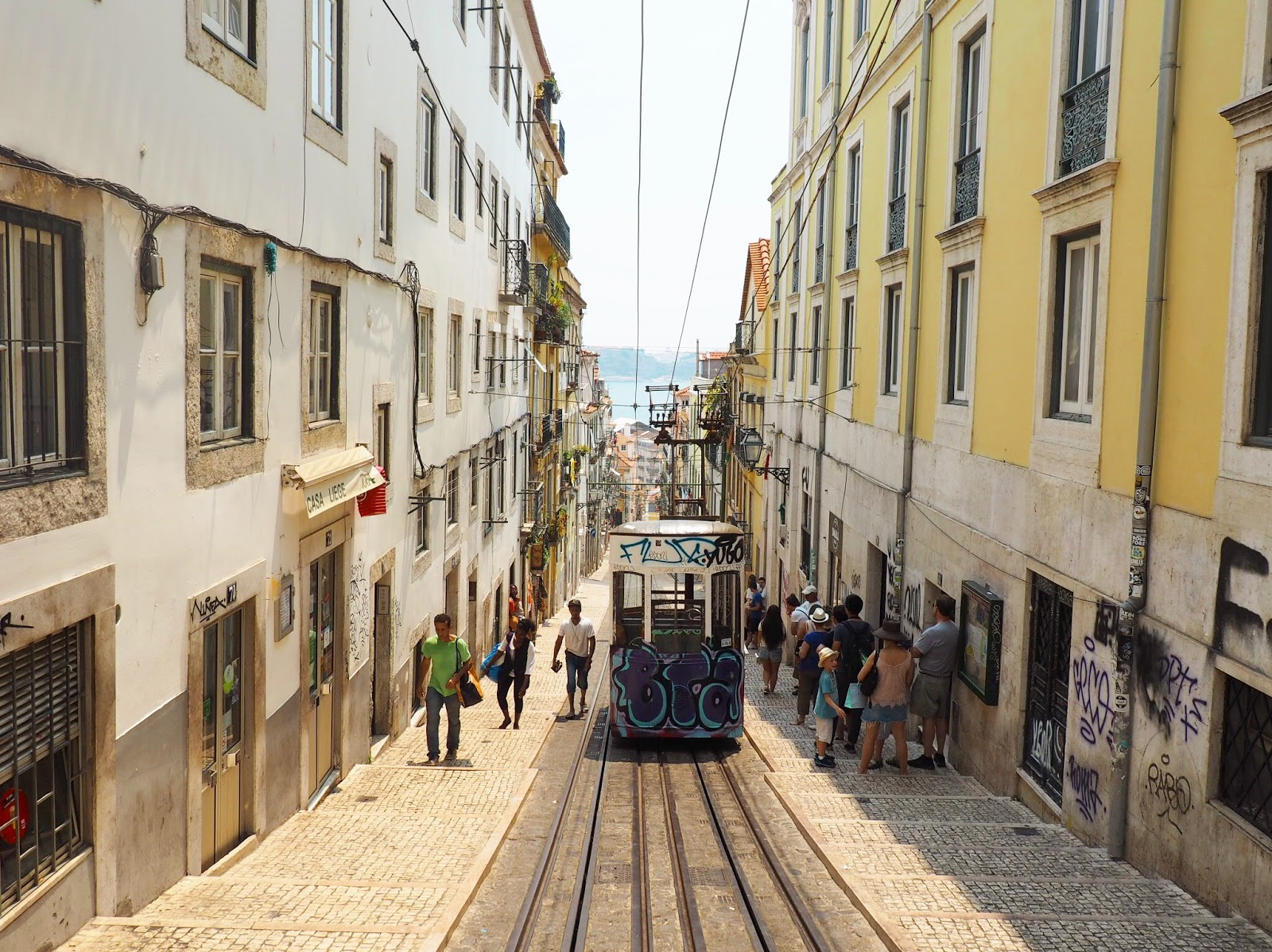 lisbon portugal travel guide tip recommends airbnb cascais belem alfama elevator castle holiday sun tram beach city break pasteis de nata time out market food bars