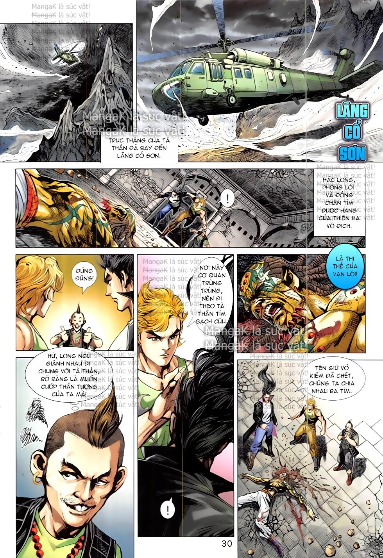 Tân Tác Long Hổ Môn Chap 824 page 30 - Truyentranhaz.net