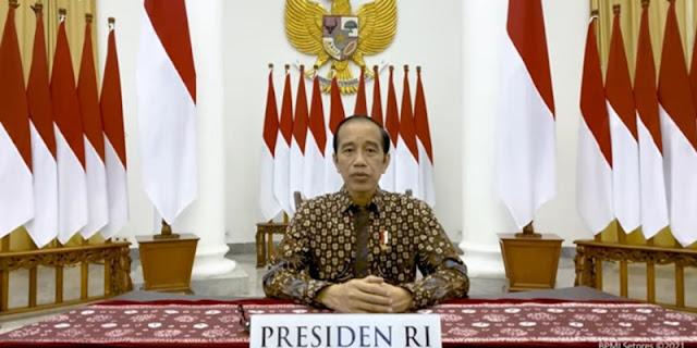 Jokowi Umumkan Perpanjangan PPKM Darurat, Hingga 25 Juli 2021
