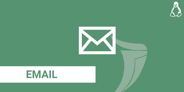 Email untuk Linux