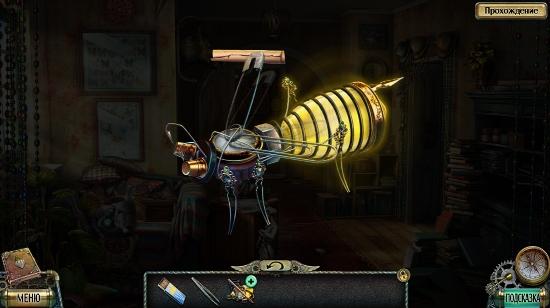 собранная пчела из деталей в игре тьма и пламя враг в отражении