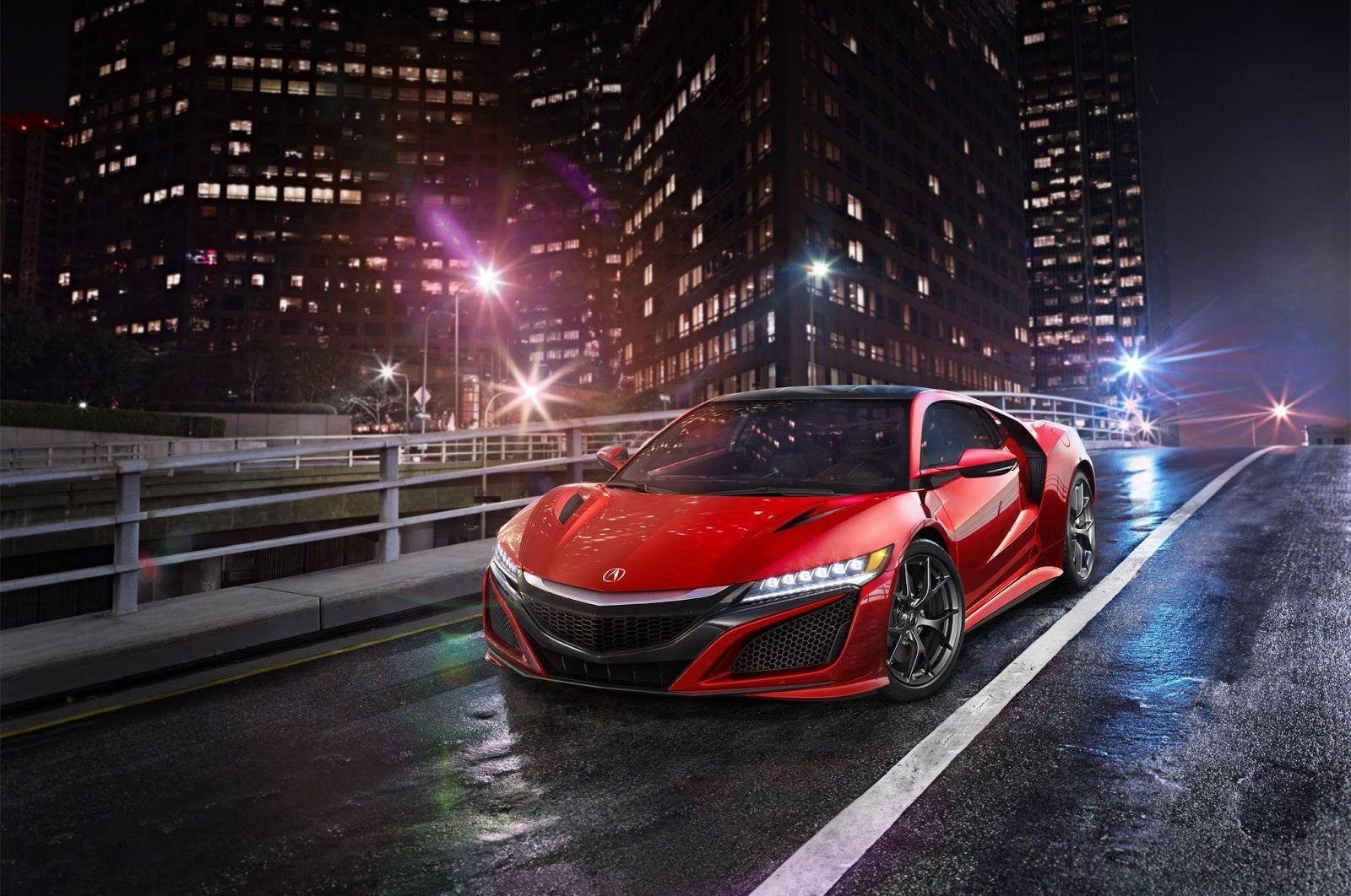 2017 Acura NSX Production Delayed Until Spring 2016 car wallpapers hd