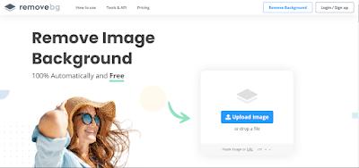 Web Remove image background