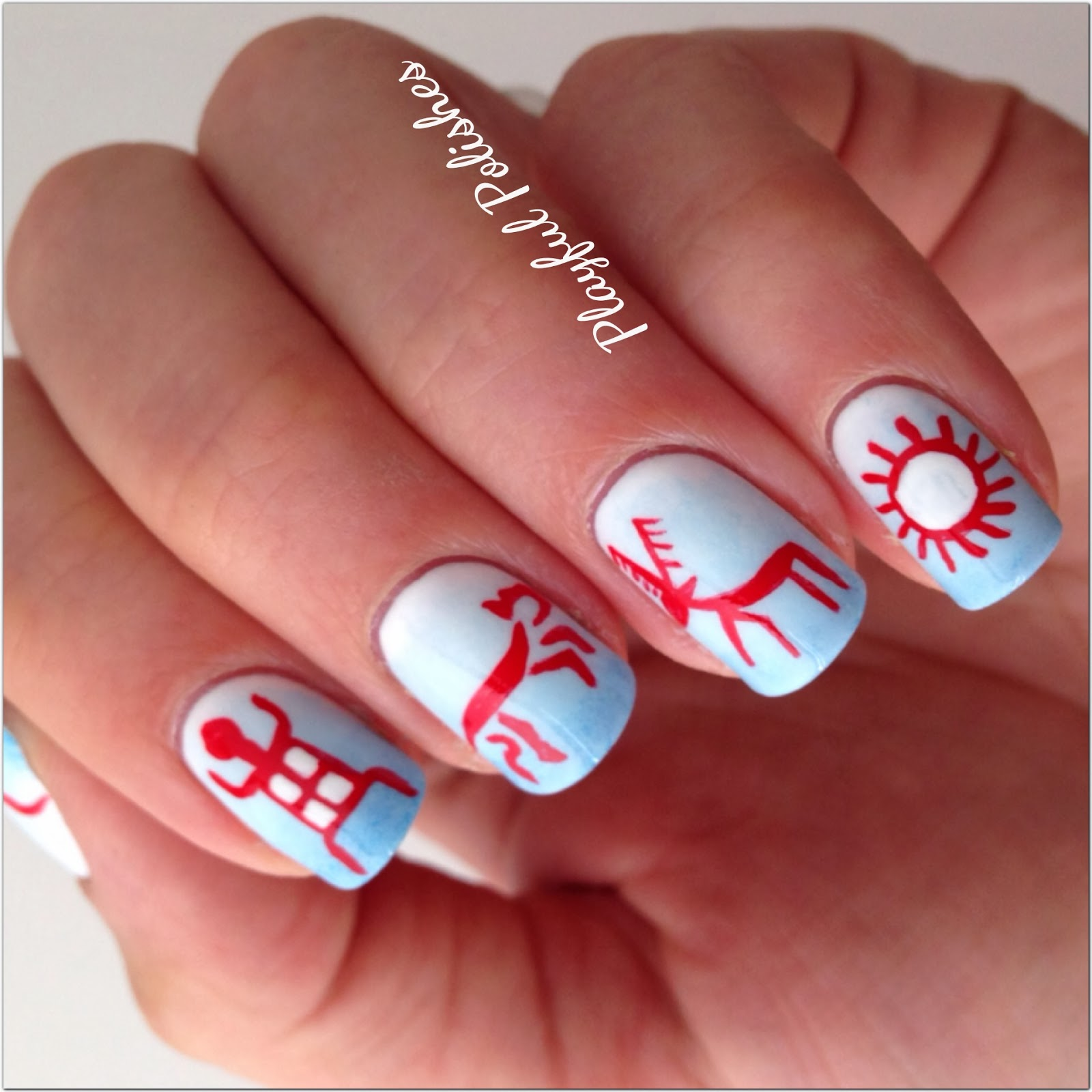 122 Nail Art Designs That You Won T Find On Google Images: Playful Polishes: 31 DAY NAIL ART CHALLENGE: INSPIRED BY A