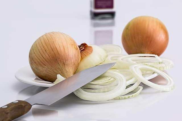 هل يحتوي البصل على كربوهيدرات؟