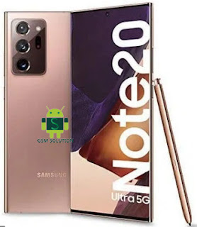 Samsung Note20 Ultra 5G SM-N9860 Eng Modem File-Firmware Download