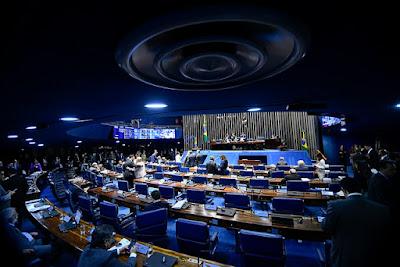 Plenário aprova destinação de verba de loterias para a segurança pública