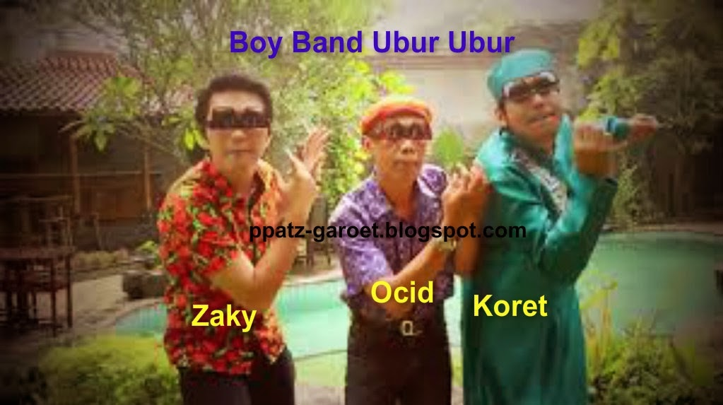 Download boy band ubur2 munaroh.