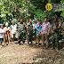 Babinsa TNI di Nias Dampingi Petani Menanam Padi