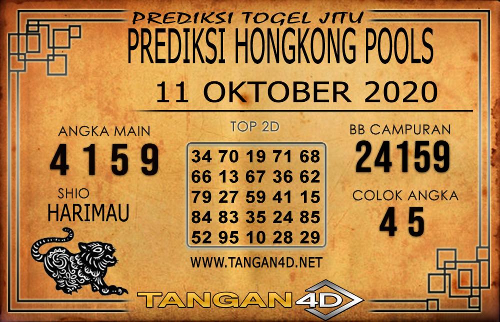 PREDIKSI TOGEL HONGKONG TANGAN4D 11 OKTOBER 2020