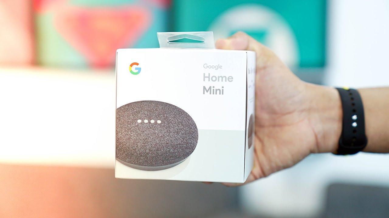 Get Google Home Mini at 499