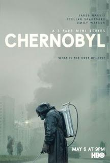 """Affiche de la mini-série """"Chernobyl"""""""