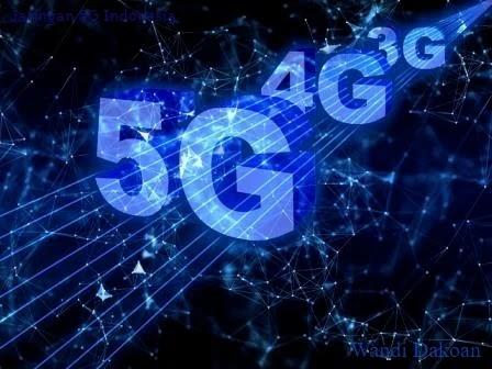 Cara dapat jaringan 5G di Indonesia
