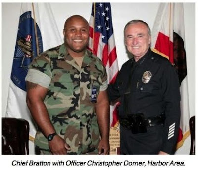 Christopher Jordan Dorner Linked To William Bratton, Oakland OPD Consultant