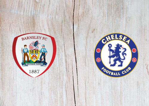 Barnsley vs Chelsea -Highlights 11 February 2021