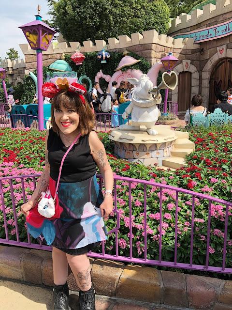 parc Tokyo Disneyland