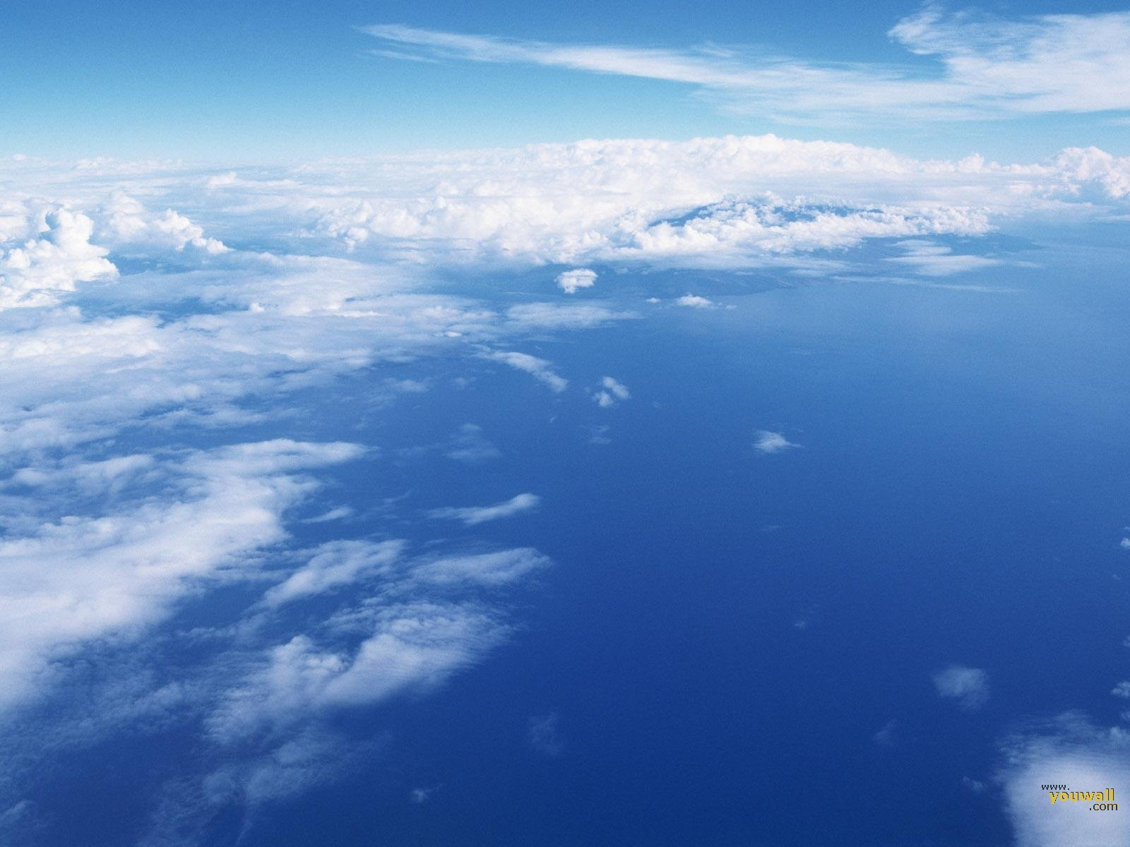 Sky Wallpapers: Funny Image Collection: Blue Sky Wallpaper