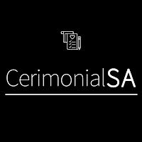 logo cerimonial sa empresa especializada em formação e capacitação de proofissionais de cerimonial e assessoria de eventos