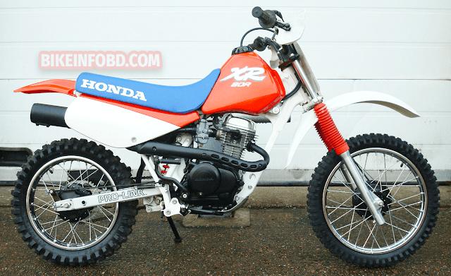 1988 Honda XR80