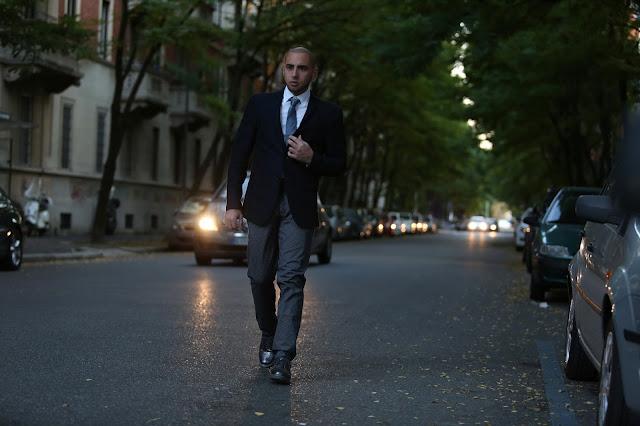 lorenzo zani cravatta