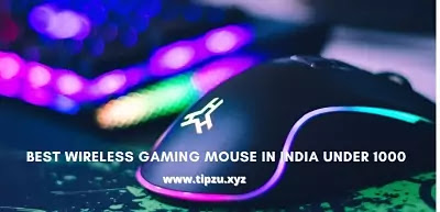 best wireless gaming mouse in india under 1000