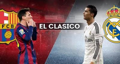 Fakta Unik Di Balik El Clasico Super Cup Malam Ini